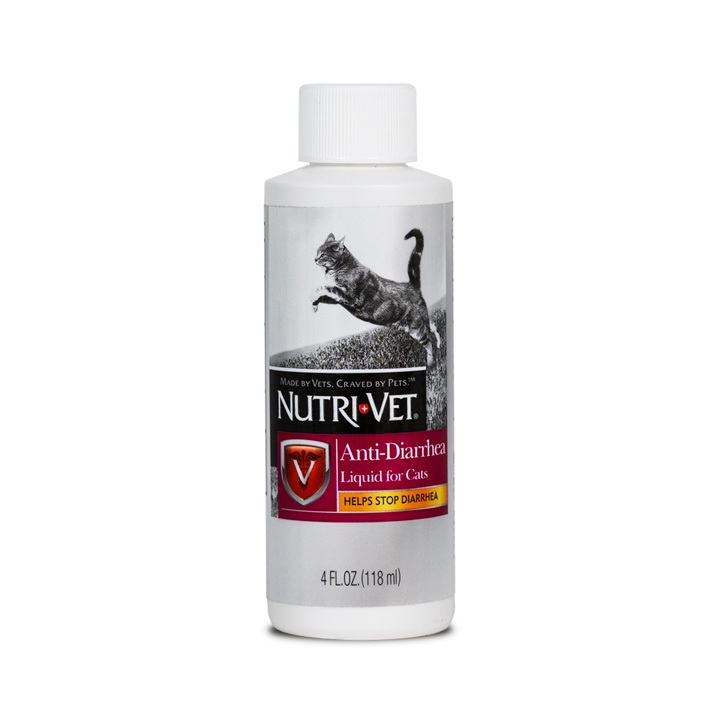 Anti-Diarrhea Liquid for Cats - Front