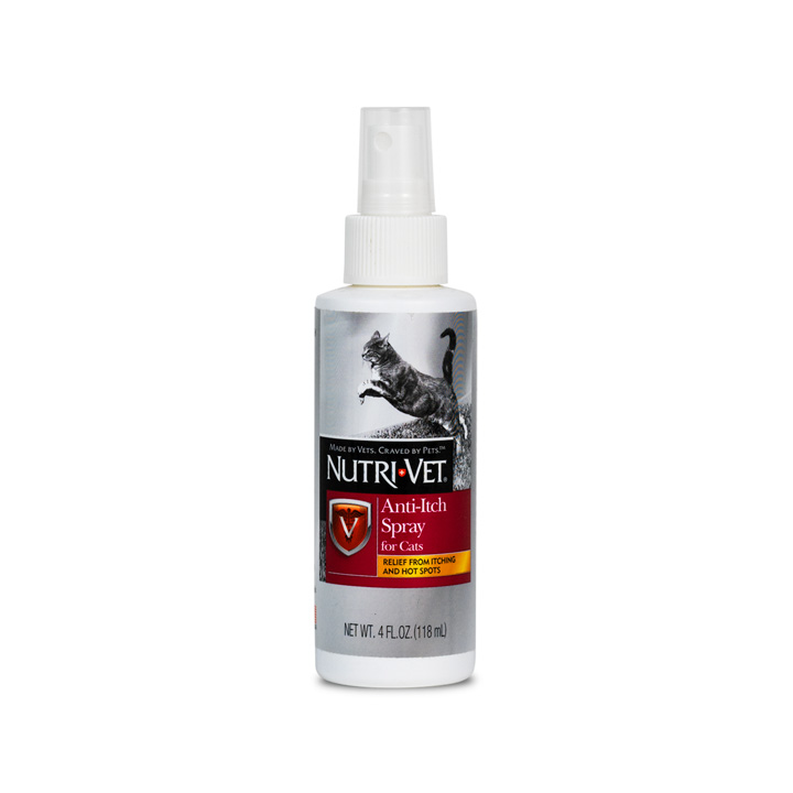 Anti Itch Spray for Cats - Front