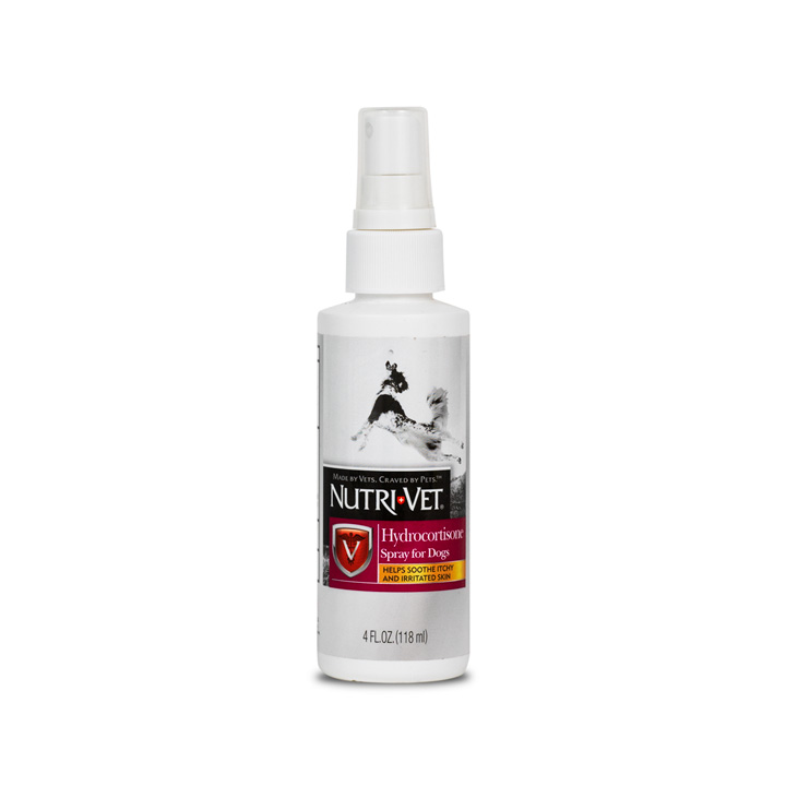 Hydrocortisone Spray - Front