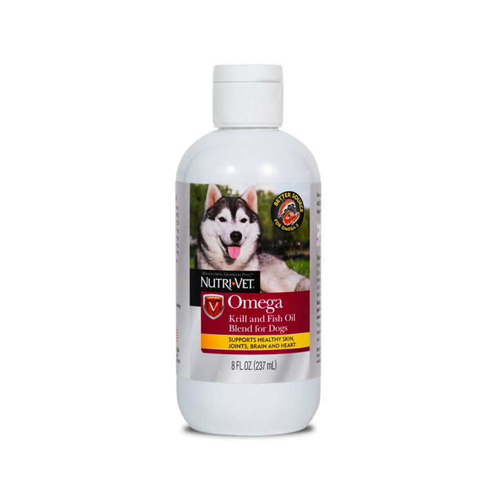 Omega Krill & Fish Oil Liquid for Dogs