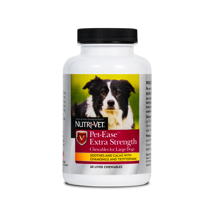 Pet-Ease Extra Strength Chewable Tablets