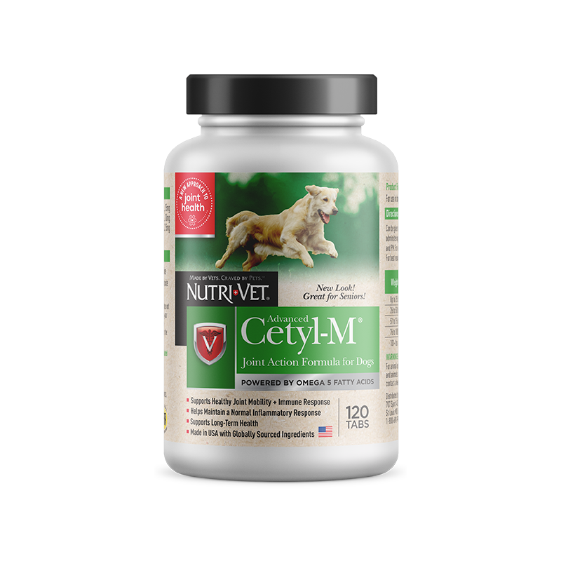 Nutri-Vet Cetyl-M Joint Supplement